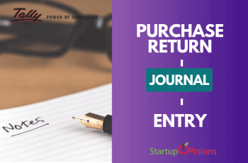 purchase return journal entry