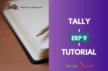 tally erp 9 tutorial