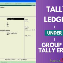 tally ledger