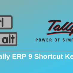 tally shortcut keys