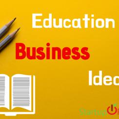 education business ideas