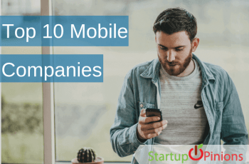 top 10 mobile companies in india