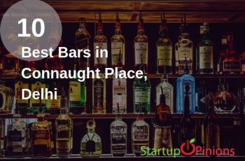 Bars in Connaught Place, Delhi