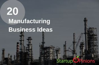 20 Best Manufacturing Business Ideas
