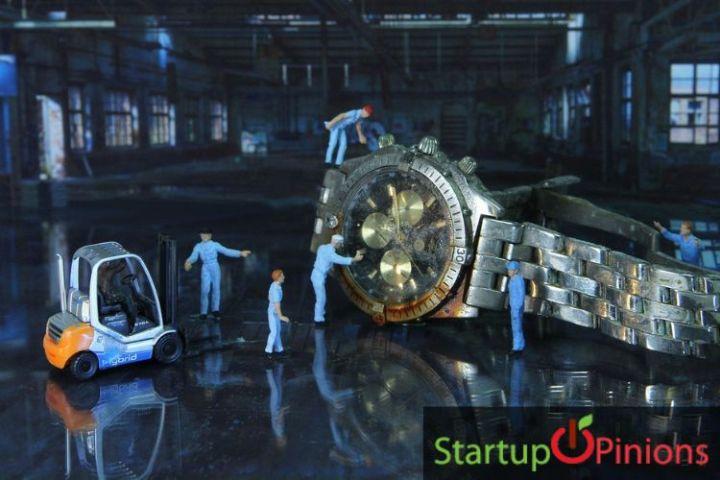 Watch Repairing Business
