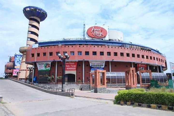 malls in delhi