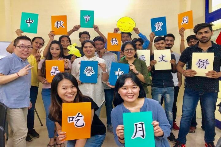chinese language courses in delhi