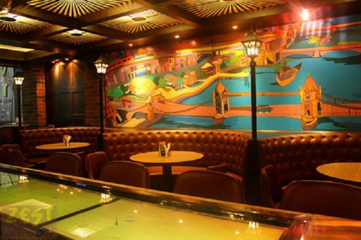 Best Clubs in Noida