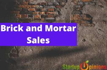 Brick and Mortar Sales