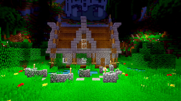 medieval houses minecraft