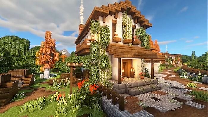 Tuscan-Home
