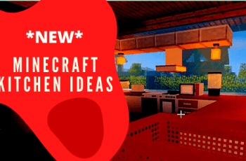 minecraft kitchen decorating ideas