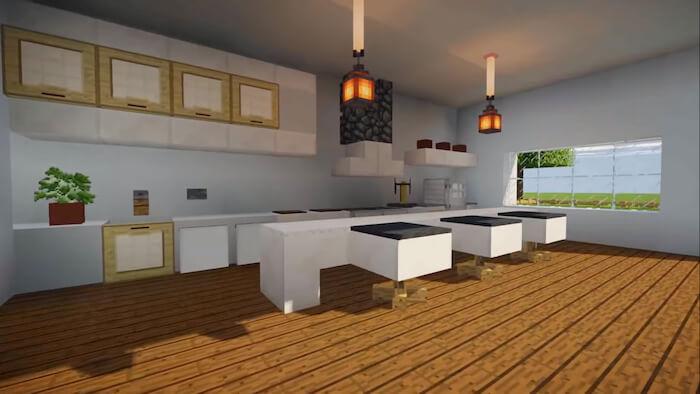 New Minecraft Kitchen Ideas Make Excellent Kitchens With Minecraft Startup Opinions