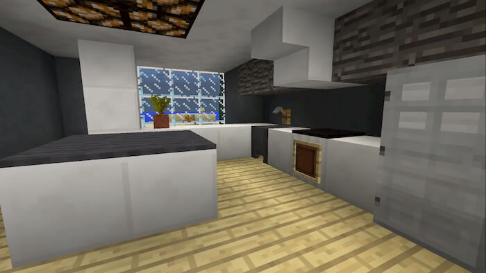 working kitchen design