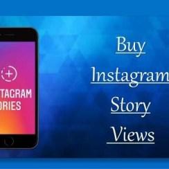 Instagram story view