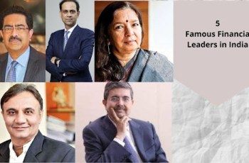 5 Famous Financial Leaders