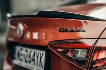 Giulia car
