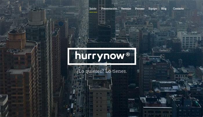 Hurrynow – entregas en menos de dos horas
