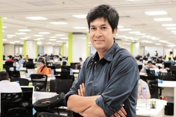 He Quits Again: Former CFO Of Infosys Now Quits Ola