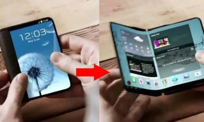 Samsung All Set To Showcase Its Foldable Smartphones In MWC 2017