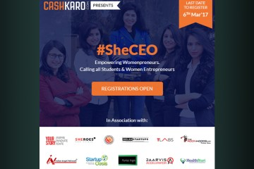 SheCEO - Empowering Women Entreprenuers