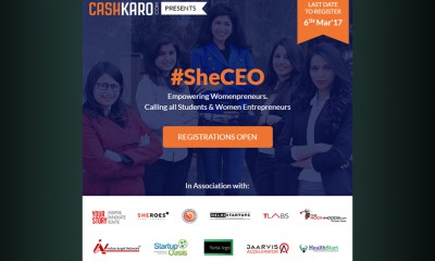 SheCEO - Empowering Women Entreprenuers