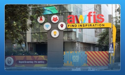 startups, founders, entrepreneurs, innovators, stories, awfis, coworking space, delhi, bengaluru, sequoia capital, series b, c, app, business, coworking, ecommerce, funding, ideas, investment, mobile apps, sequoia capital india, sequoia india, startups, startup, Coworking Space Startup Awfis