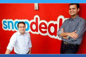 Snapdeal Founders Looking At Plan B,Snapdeal Founders,Snapdeal Plan B,Snapdeal and Flipkart acquisition,ecommerce website Infibeam,Snapdeal CEO,2017 Latest Business News,Startup News India