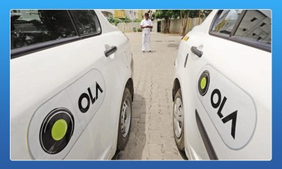 Ola Fleet To Receive Money From ANI Technologies,Startup Stories,Latest Business News 2017,Ola Cab Funds Receive From ANI Technologies,Ola Latest News,Ola Latest Fund Raising Round,Ola Technologies Launch Cab Leasing Programme,Ola Cab New Offers