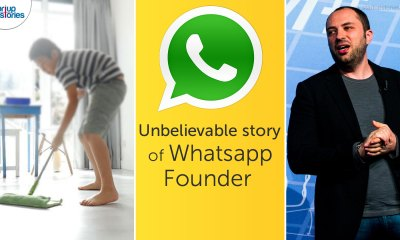 Jan Koum Story Of Rising From Riches To Rags,Startup Stories,Inspirational Stories 2017,Latest Business News 2017,Inspiring Startup Stories,WhatsApp founder Jan Koum Success Story,WhatsApp CEO Jan Koum Facts,Inspiring Success Story of WhatsApp CEO Jan Koum,Amazing Success Story of WhatsApp Founder,WhatsApp Success Story
