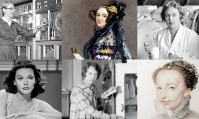 Inventions By Women Through The Ages,Startup Stories,Latest Technology News and Updates,2018 Technology News,Solar Heated Homes,Ice Cream Maker,Wireless Transmission Technology,Women Inventions,Happy International Women Day,Top Female Inventors,Famous Women Inventors