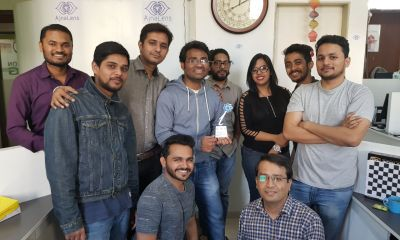 India First Augmented Reality (AR) Headset,Startup Stories,Startup News India,India First AR Headset,2018 Technology News,Augmented Reality and Virtual Reality,AR Headset,Indian tech ecosystem,Biggest Trends in India