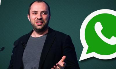 Who Is The New WhatsApp CEO?,Startup Stories,Startup News India,2018 Best Motivational Stories,WhatsApp New CEO,WhatsApp Next CEO,WhatsApp co founder,WhatsApp New Feature,Next WhatsApp CEO