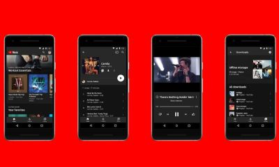 Google Launches YouTube Music Service,Startup Stories,Startup News India,2018 Technology News,New YouTube Music Service,YouTube Music,YouTube New Music Streaming,Google YouTube Music