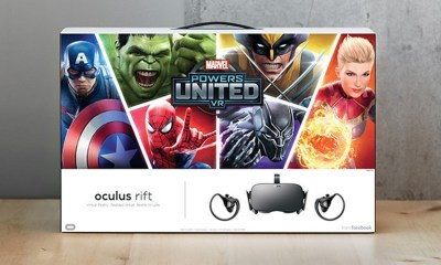 Oculus Announces First Rift Retail Bundle,Startup Stories,Oculus Announces Rift + 'Marvel Powers United VR' Bundle,Oculus announces Rift bundle with Marvel Powers United VR,Oculus will start selling a Rift bundle with Marvel Powers United VR,Oculus for Business Now Available in Even More Countries