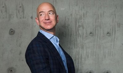 Jeff Bezos Amazon Boss Is the Richest Man In Modern History With A Net Worth $150 Billion,Startup Stories,Jeff Bezos Becomes the Richest Man in Modern History,Amazon CEO Jeff Bezos net worth crosses $150 billion,Jeff Bezos is The Richest Man in Recent History With a Net Worth of $150 Billion,Jeff Bezos becomes the richest man in history as his net worth crosses $150 B