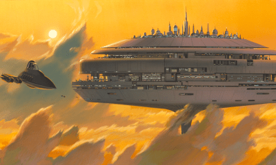 Cloud City Star Wars Awakens