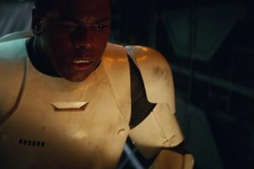 Star Wars Force Awakens Finn