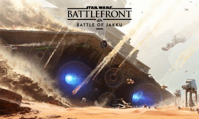 Star Wars Battlefront content 2016