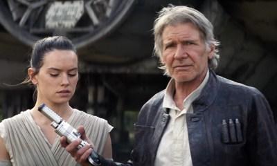 Spoiler: foto's en informatie over Han Solo, Maz Kanata en anderen
