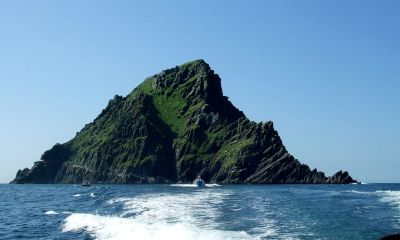 Behind the Scenes: Skellig Michael