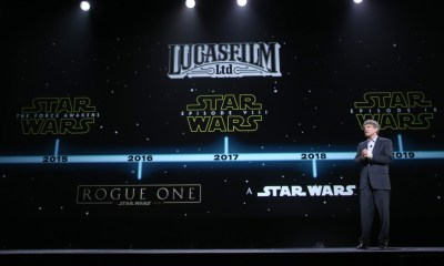 Opnames Star Wars: Episode VIII van start