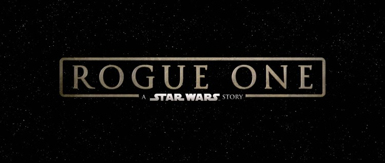 Rogue One: A Star Wars Story trailer Title Card