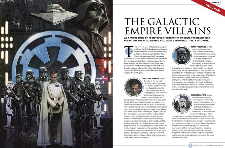Namen en afbeeldingen van Imperials