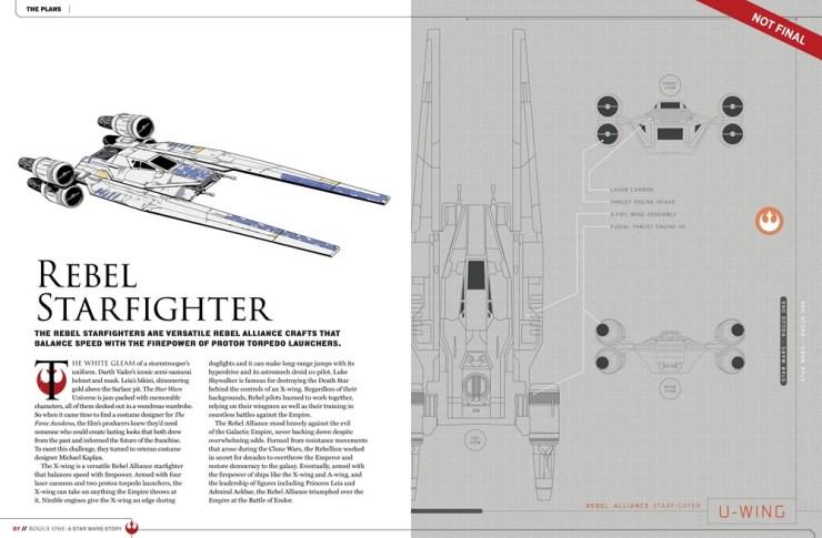 Een Rebel Starfighter