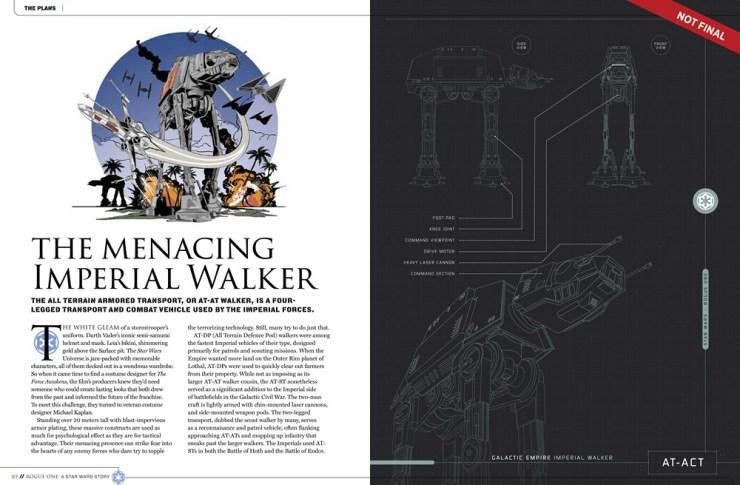 Imperial Walker. De AT-ACT