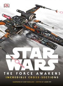 The Force Awakens Amazing Cross-Sections Cover