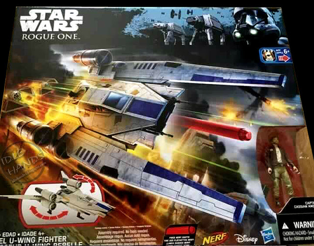 Rogue One speelgoed: U-Wing