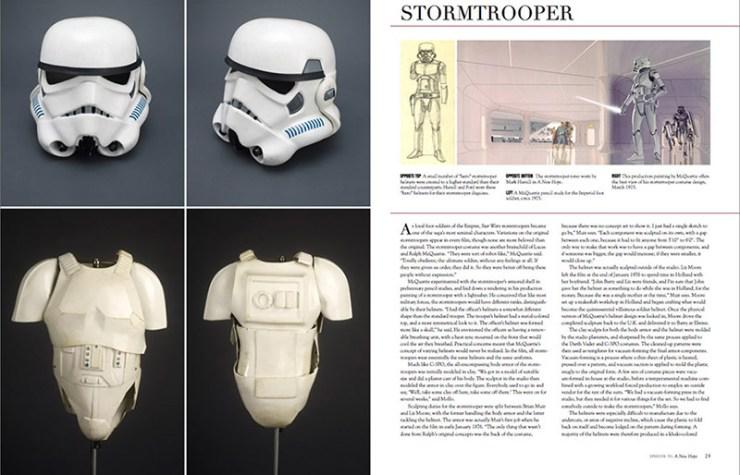 De originele Stromtrooper. De ioriginele sculpt van deze helm is in Nederland gemaakt.