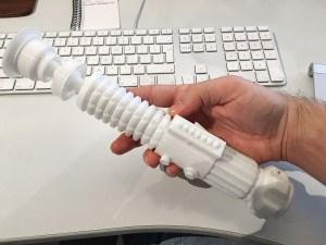 Obi-Wan Lightsaber 3D Print